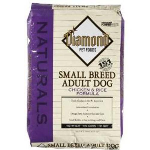 Diamond Nat chicken /rc Sm Brd Dog 18 Lbs