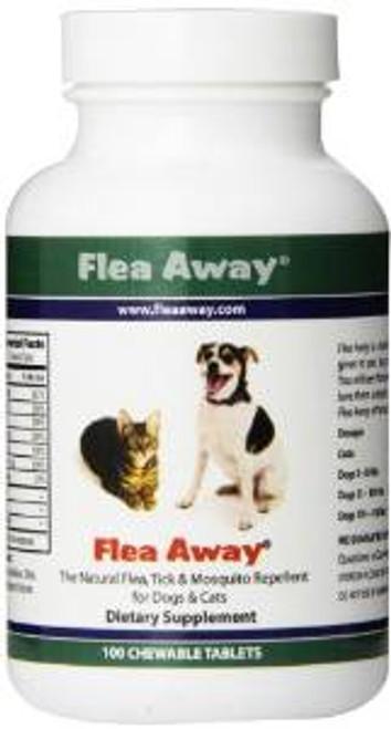 FLEA AWAY Flea Away Chew Refr Tablt 100ct