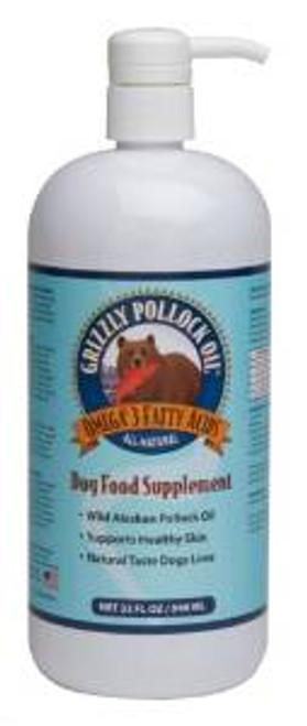 Grizzly Pollock Oil 32oz