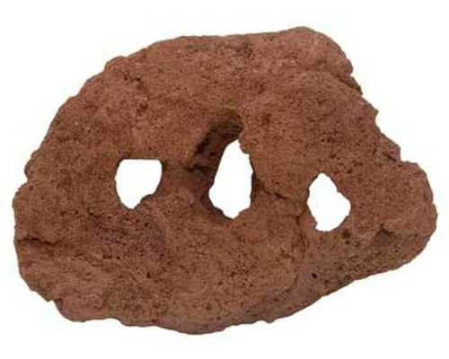 Estes Carved Lava Decorative Stone Large 5pc box price for each