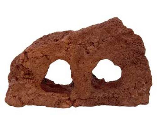 Estes Small Carved Lava Decorative Stone 12pc box- price for each