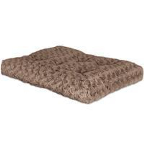 """Midwest 40624stb Qt Ombre Fur Bed 24"""""""