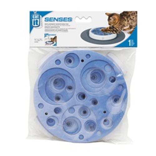 Corrugated Scratcher F/50725 Blue Swirl {requires 3-7 Days before shipping out}
