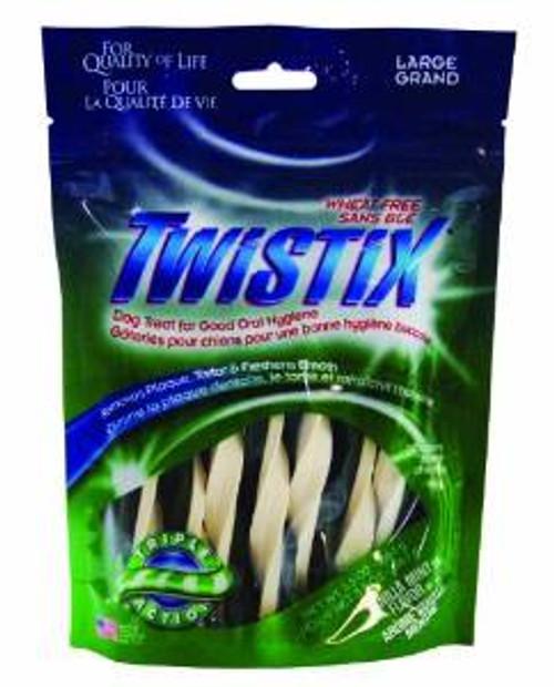 N-bone Twistix Vanilla Mint Large 5.5z