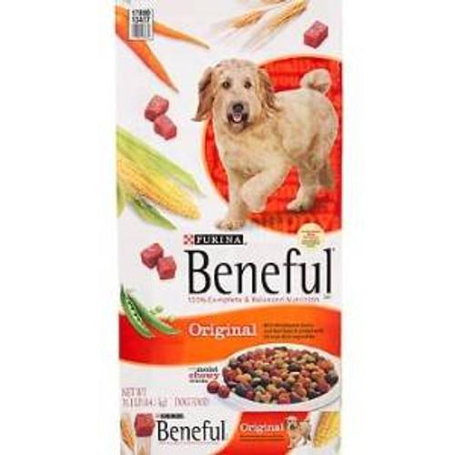 Beneful Orig Dry Dog 6/3.5 Lbs