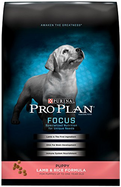 """Large or small, young or old, within every dog lies an extraordinary spirit. Purina Pro Plan offers specialized nutrition for an exceptional life, experienced the way your dog was meant to live it."""""""