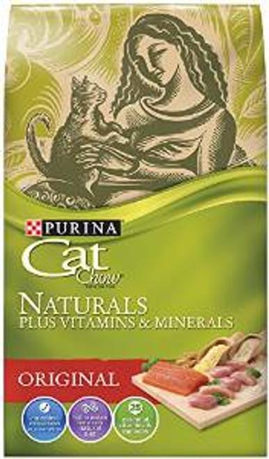 Cat Chow Nat 6/3.15 Lbs