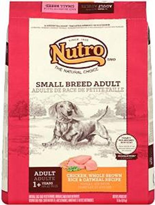 Nutro Natural Choice Small Breed Dog 15#