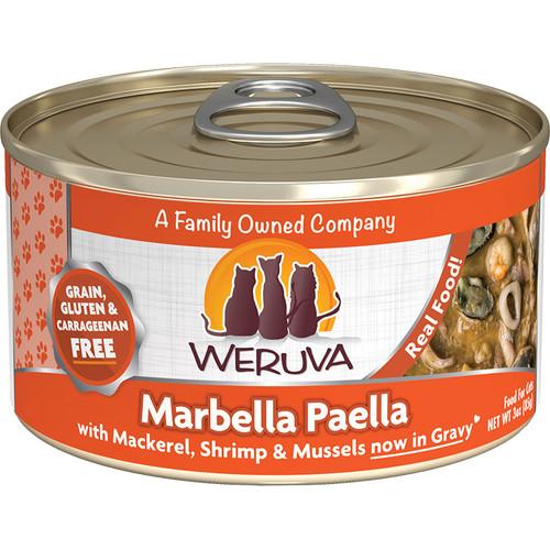Weruva Marbella Paella Canned Cat 24/3oz. {L-x} 784105