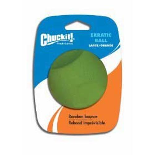 Chuckit Canine Hardware Erratic Balls Large