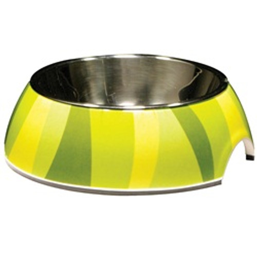 Catit Style Bowl Jungle Stripes Xs {requires 3-7 Days before shipping out}