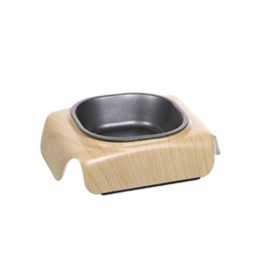 Catit Design Faux Wood Bowl{requires 3-7 Days before shipping out}
