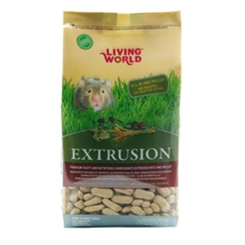 Living World Extrusion Hamster Food 3.3 {requires 3-7 Days before shipping out}