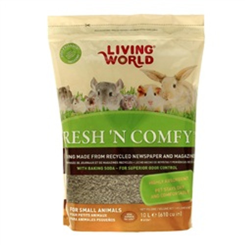 Lw Fresh/ Comfy Bedding Tan 2.64 Gal {requires 3-7 Days before shipping out}