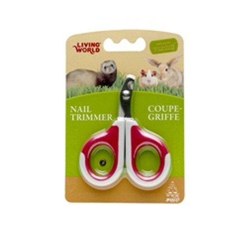 Living World Small Animal Nail Trimmer{requires 3-7 Days before shipping out}