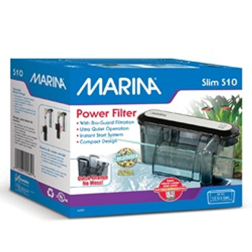 Marina S10 Power Filter{requires 3-7 Days before shipping out}