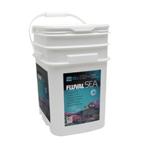 Fluval Sea Marine Salt 49.5 Lb (165 G) {requires 3-7 Days before shipping out}