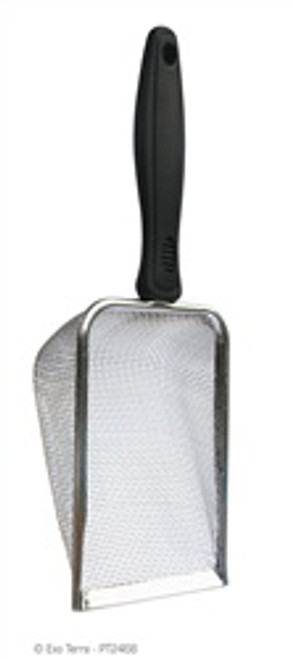 Exo Terra Stainless Steel Scooper {requires 3-7 Days before shipping out}