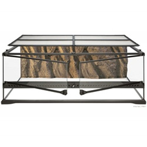 Exo Terra Glass Terrarium 36x18x12{requires 3-7 Days before shipping out}