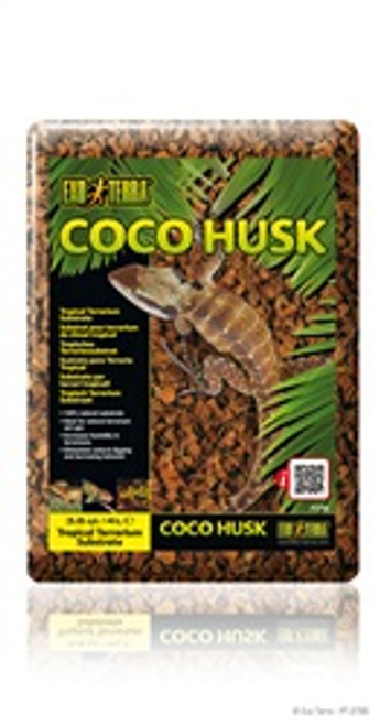 Exo Terra Coco Husk 3.6 Qt{requires 3-7 Days before shipping out}