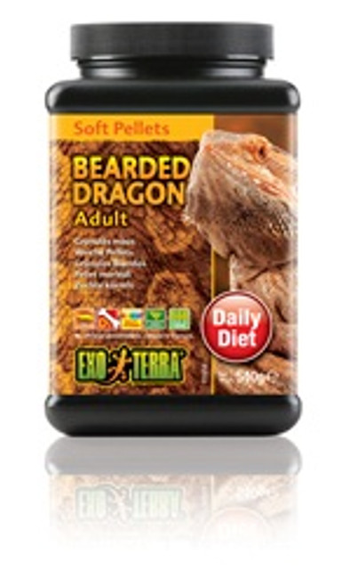 Soft Adult Beard Dragon Food 19 Oz {requires 3-7 Days before shipping out}