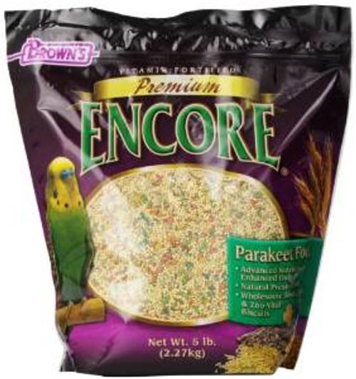 F.M. Brown's 51146 Encore Keet Food 5 Lb 6-90732