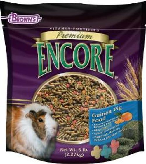 F.M. Brown's 51176 Encore G Pig Food 5 Lb 6-90730