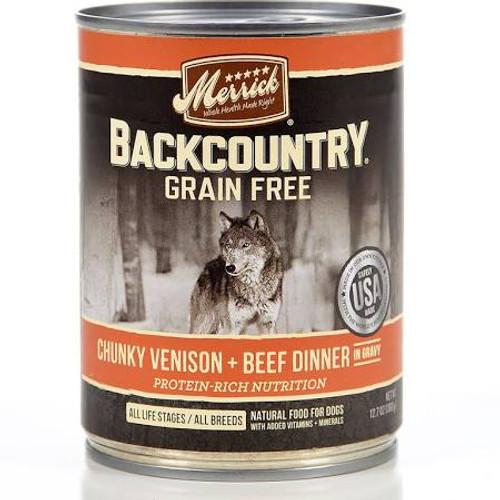 "Backcountry Vns/bf Dog 12/12.7z"""