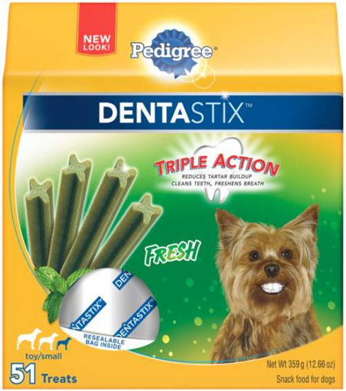 Pedigree Dentastix Mini Fresh 4/51ct