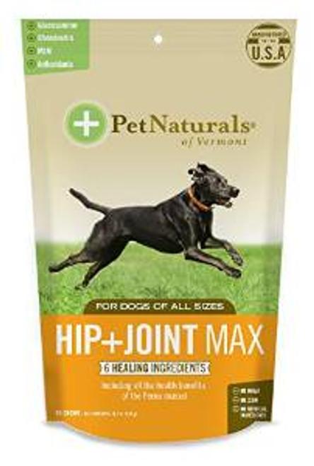 Pet Naturals of Vermont H&j Max Dog Chw 6/11.22z