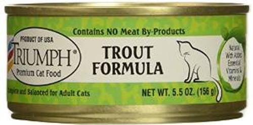 Triumph Can Cat Trout 24/5.5oz