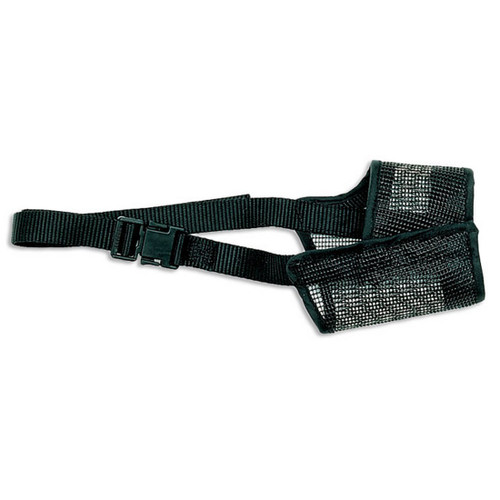 Coastal Best Fit Adjustable Mesh Muzzle Size 3 Nose Circumference 5in