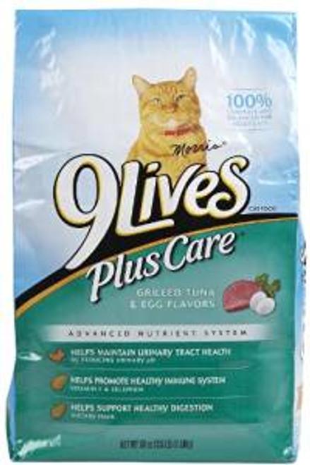 9live + Care Dry Cat 6/3.15 lb