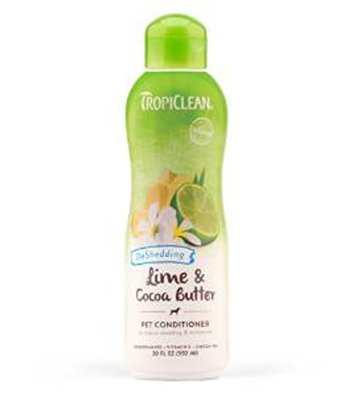 Tropiclean Lime/cocoa Dog Cond 20z