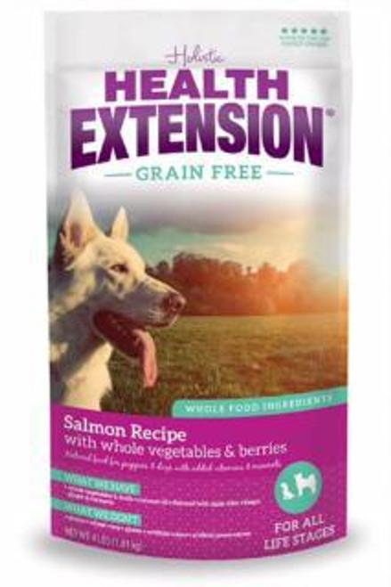 Health Extension Gf Slm Dog Fd 1 lb Case of 12