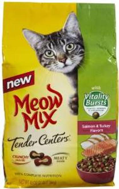 Meow Mix  Tndr Ctr Vital Burst 6/3#