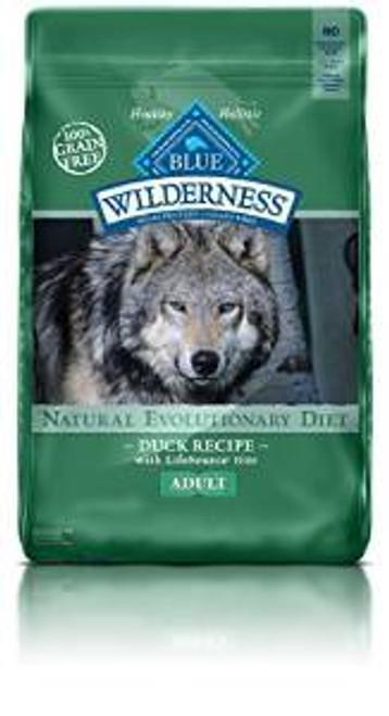 Blue Buffalo Wldns Dck Dog 24#