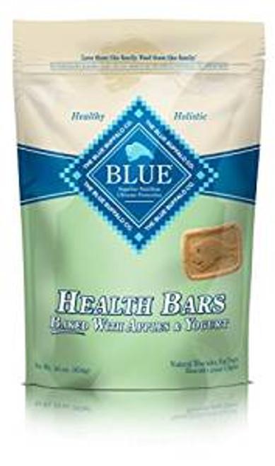 Blue Buffalo Hlth Bar Apl/ygt 16z Case of 12