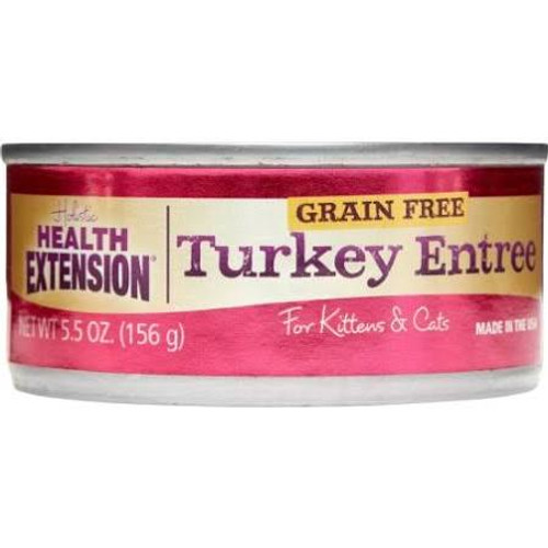 Cats adore the taste of turkey. It??s like a Thanksgiving banquet for them every day! That??s why this recipe starts with tender turkey, an excellent source of high quality protein which is essential for strong muscles and a healthy heart. To make it even tastier, we add delectable butternut squash. This canned, limited ingredient diet also provides essential moisture to help prevent dehydration and help maintain proper urinary tract health. Cats love the taste and texture of this smooth pate. This entr«e is formulated for all breeds, from kittens to senior adults.