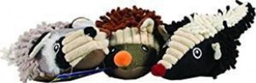 Petsport Toy Plush Bushy Buddies