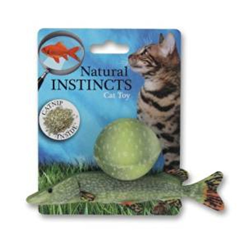 Afp Natural Instincts Fish & Ball (2019) {requires 3-7 Days before shipping out}
