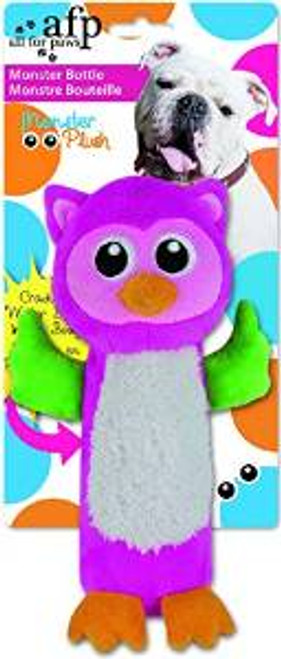 Afp Monster Plush Bottle Asstd (3030) {requires 3-7 Days before shipping out}