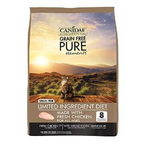 Canidae Pure Elmnt Gf 2.5 lb Case of 6