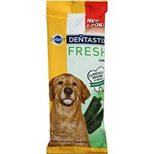 Pedigree Dentastix Frsh Lg 7/5.19z