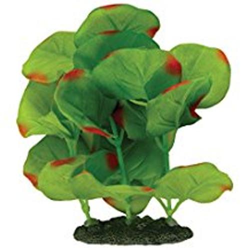 "Enhance Your Aquascape With Lifelike Marina Naturals Silk Plants. Provides Comfort To Your Aquatic Pets. Marina Naturals Green Moneywort Foreground Silk Plant, Small, 12.5 - 15 Cm (5-6"")."