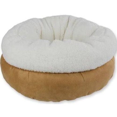 Afp Donut Bed 18in Tan (2133)