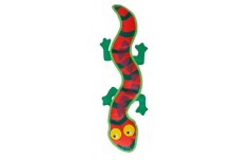 Outward Hound Invincibles Fire Biterz Lizard X-Large