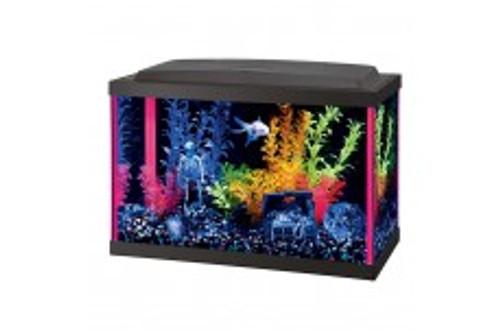 Aqueon NeoGlow LED Aquarium Kit Lime Green 5gal