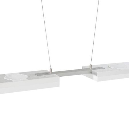 Used to hang one Hydra26 or Hydra52, this newly redesigned hanging kit now includes two clear anodized brackets for an improved two point hanging system. All hanging kit hardware is included to easily hang one of your AI Hydra lights.