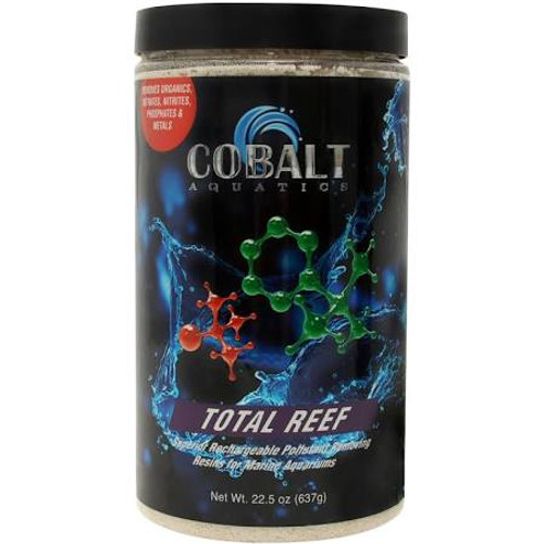 Designed specifically for the cost-conscious marine hobbyist who prefers to use activated carbon over organic resin, Blend-Tech Total Reef will absorb a wide range of pollutants. It is especially useful for nano reefs where a protein skimmer is not practical and for use in dedicated media reactors.
